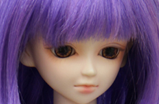 BJD・SD Doll Wig Style